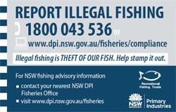 Fishers Watch card