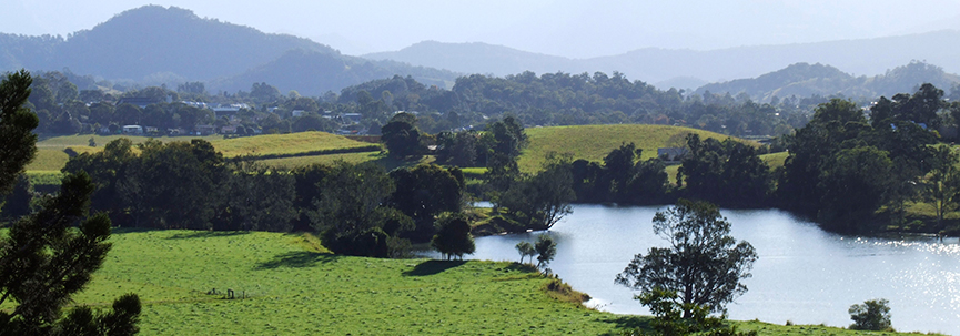 view of Tweed Valley NSW