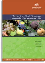 Cover - Managing bird damage in fruit and other horticultural crops