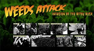 Weeds Attack