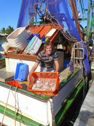 Ocean trawl