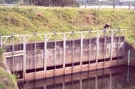 Figure 5. Large penstocks (Photo: Rob Lloyd)