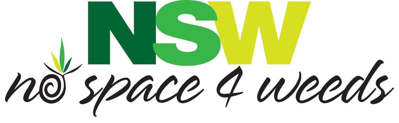 NSW No Space 4 Weeds