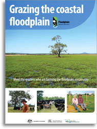 Floodplain grazing project cover