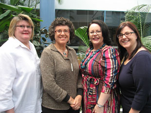 Rural Women's Network Team