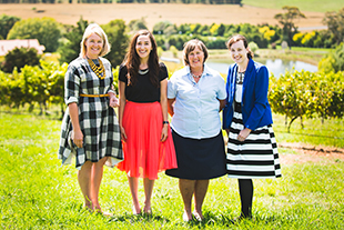 2016 NSW-ACT RIRDC Rural Women's Award Finalists