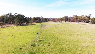 DPI Farm Decision Technology trial site at Orange