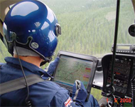Forest health surveillance using Digital Aerial Sketch-Mapping (DASM) software and digitising tablet