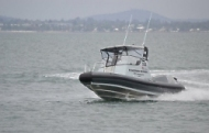 New compliance patrol boat