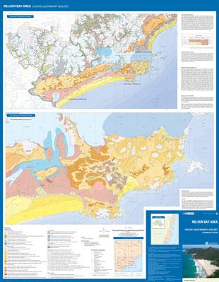 Nelson Bay Area Coastal Quaternary Geology Map