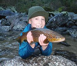 Opening weekend trout season pennsylvania for Pa fishing season