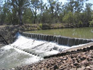 Boomi Weir