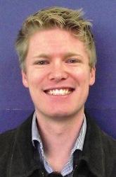 Aaron Preston, Research Agronomist