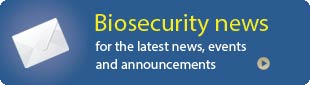 Biosecurity news logo