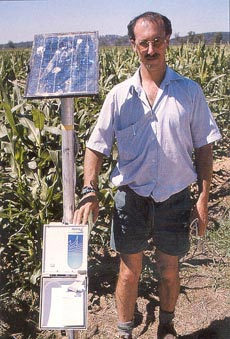 soil moisture measuring equipment