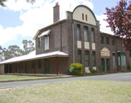 Glen Innes Administration Building - Erected 1911