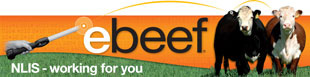 ebeef logo - NLIS working for you