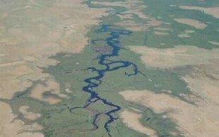 Merrorie Creek wetlands