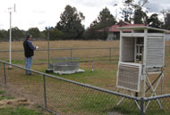 Glen Innes ARAS Metereological Station 056013