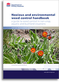Cover of 'Noxious and Environmental Weed Control Handbook'