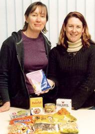 Pulse Food Chemistry staff