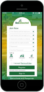 Bee Connected app