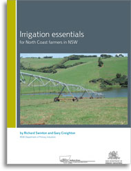 Irrigation essentials cover