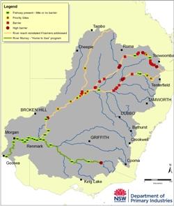 MDB map