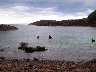 Bushranger's Bay Aquatic Reserve