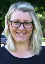 Felicity Harris, Crop Physiologist