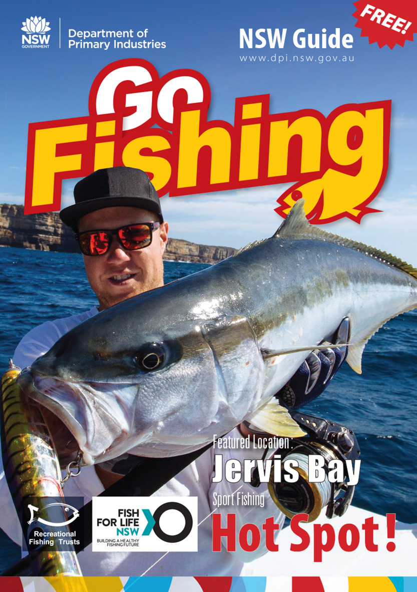 Cover image of go fishing guide