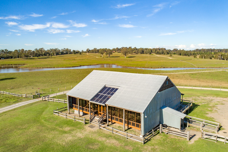 Tocal aerial