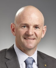 The Hon Niall Blair, Minister for Primary Industries, Minister for Lands and Water