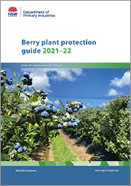 Cover 2019 Berry Plant Protection Guide