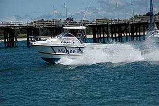 Marine Parks Boat