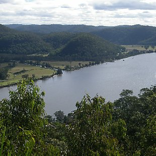 Hawkesbury River. Photo: Scott Machar