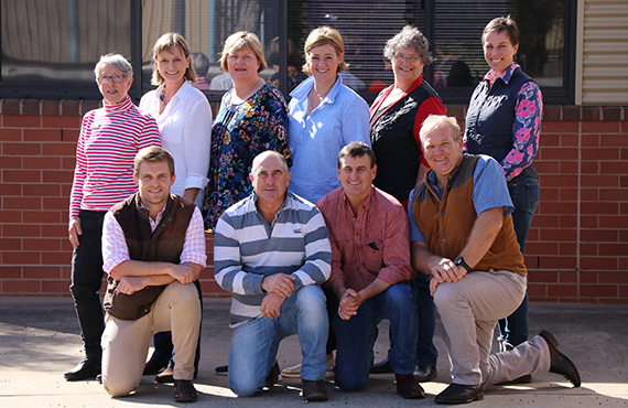 The Rural Resilience Program Team: Rural Resilience Officers and Rural Support Workers