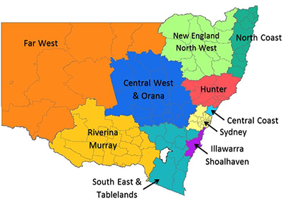 For an accessible description of this map contact the author wendy.menz@dpi.nsw.gov.au