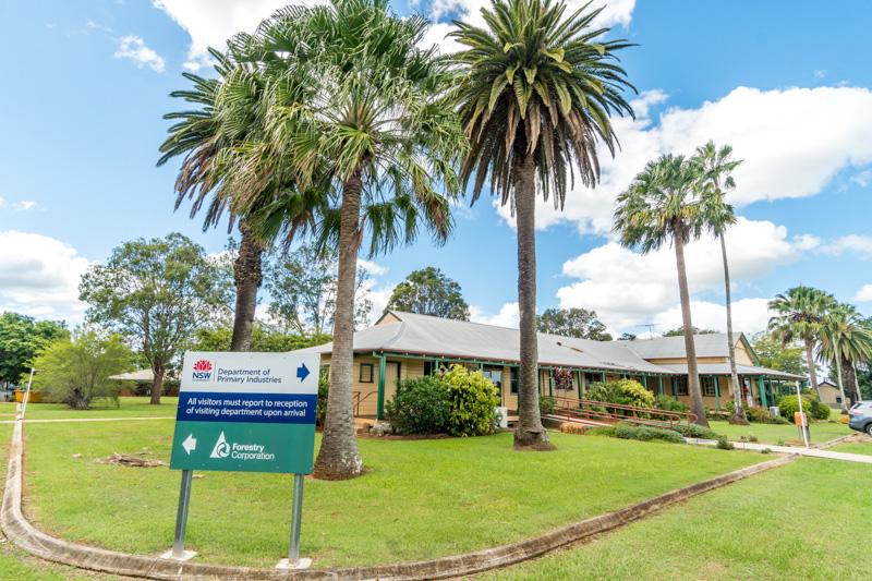 Grafton Primary Industries Institute
