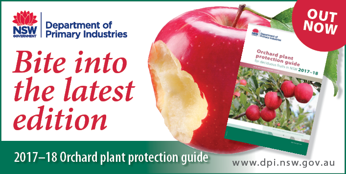 2017-18 Orchard plant protection guide