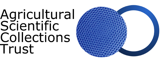 Agricultural Scientific Collections Trust logo