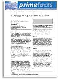 Fisheries Primefact