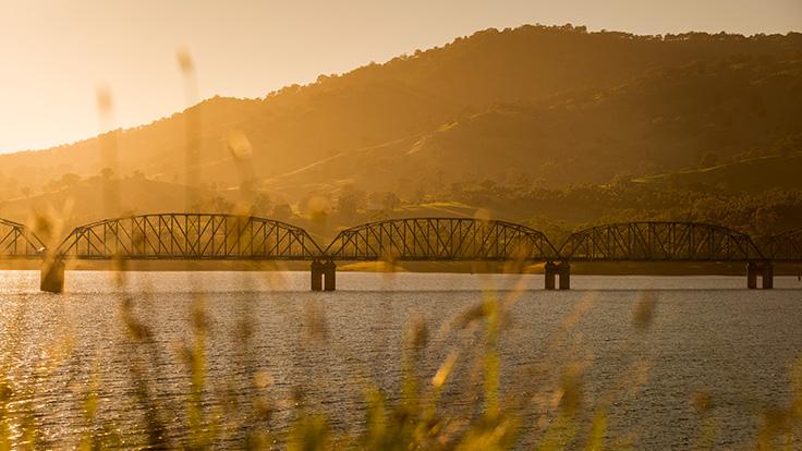 Bethanga Bridge, Bellbridge