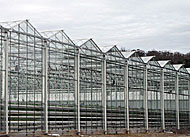 High technology greenhouse