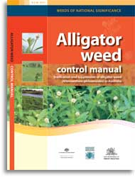 Cover of Alligator weed control manual
