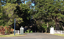 Wollongbar Primary Industries Institute entrance